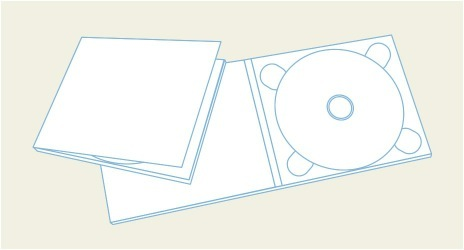 6 Indesign CD Cover Template | AF Templates