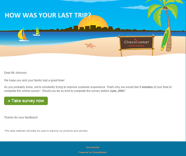 Sending out a better survey email invitation: 5 best practices