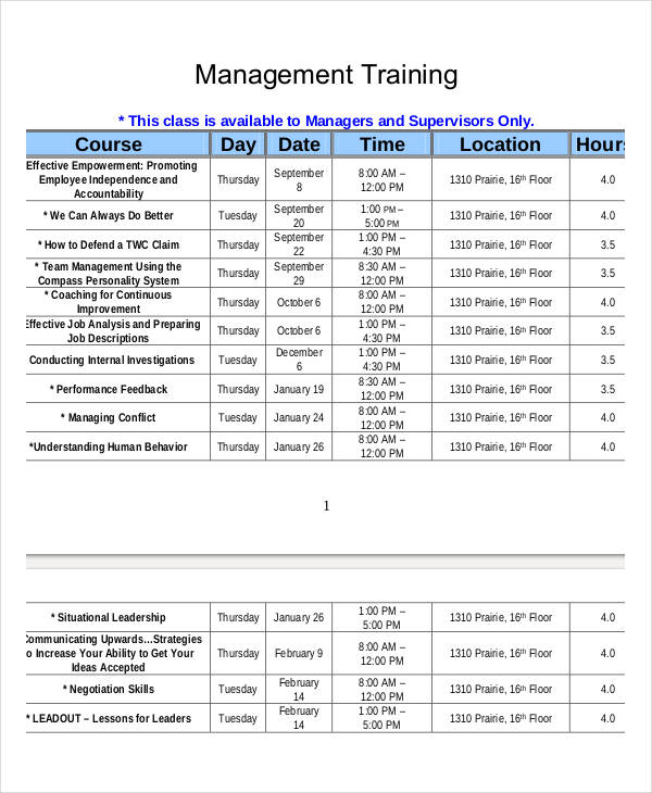 new employee training schedule template Melo.in tandem.co