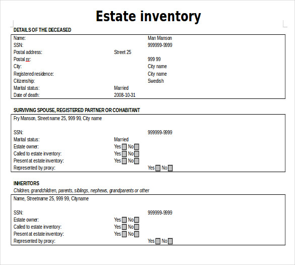 estate planning worksheet excel Melo.in tandem.co