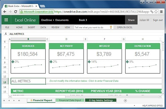 excel financial report templates Melo.in tandem.co