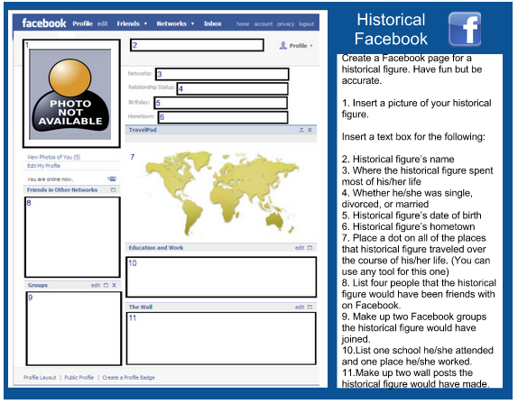 facebook template for students 3 awesome facebook templates for