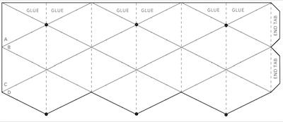 Cape Cod Scrapper: Flextangle template challenge