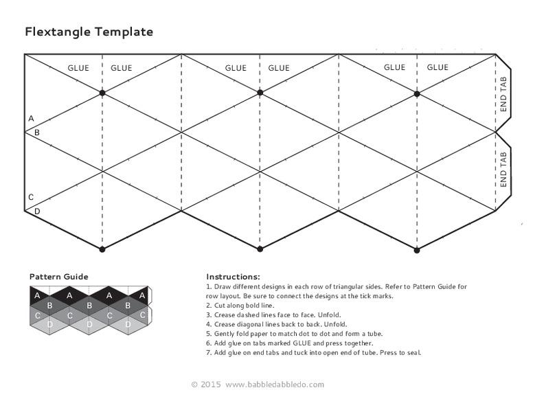 Oyun Zamanı: Flextangle Template