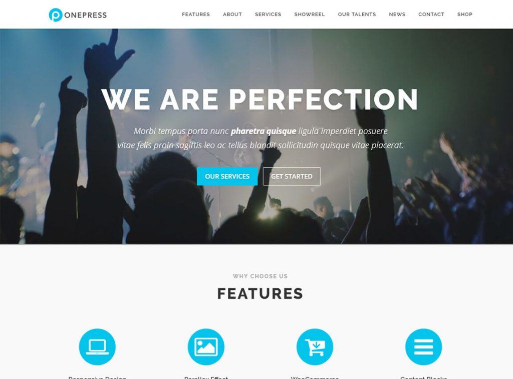 17+ Best FREE WordPress Landing Page Themes and Templates 2018