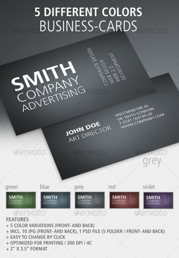 Front And Back Business Card Template Word Mxhawk.com