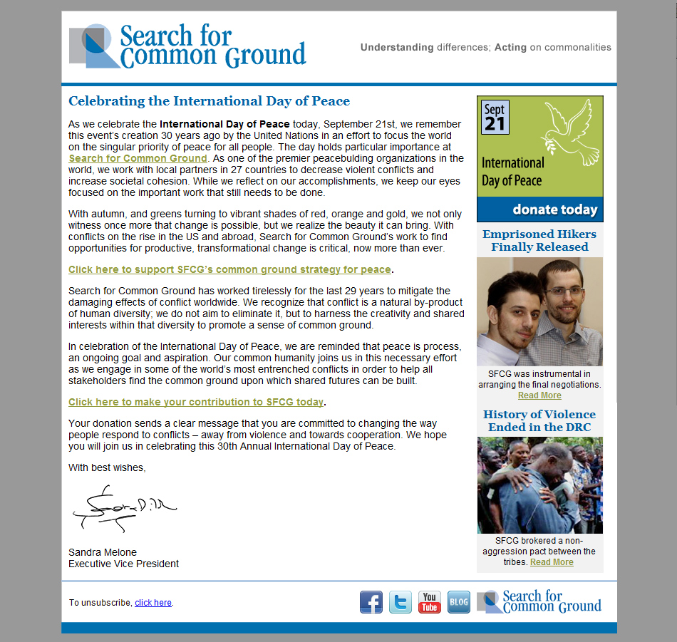 Fundraising Ask Email Brendan Mccourt Fundraising Email Template