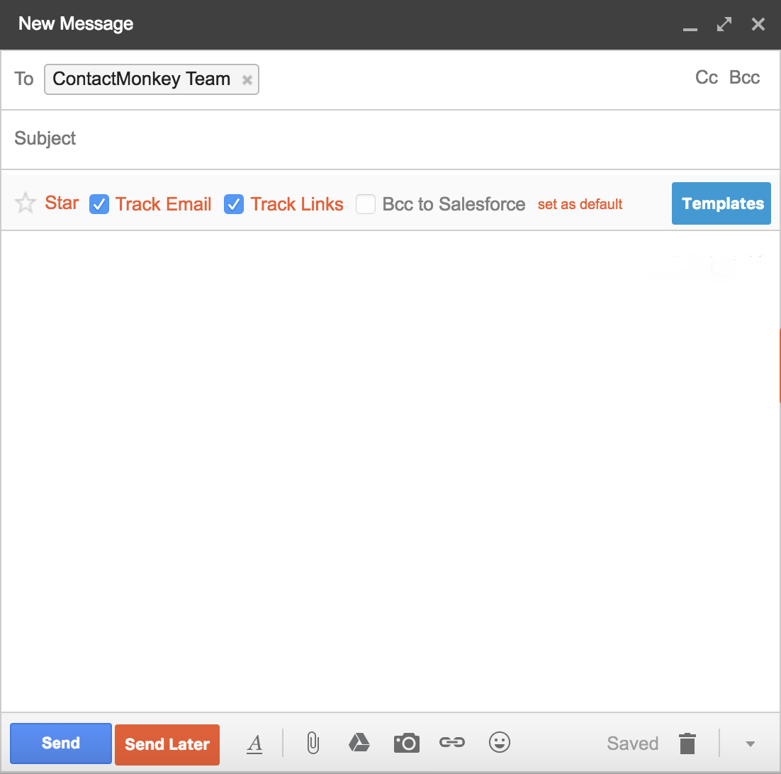 How to Create an Email Template in Gmail YouTube