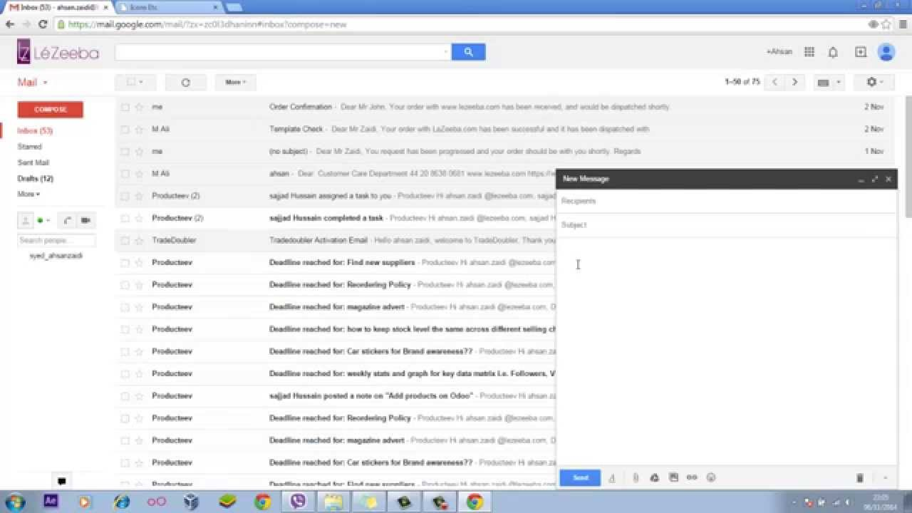 Getting started with Gmail Email Templates – cloudHQ Support