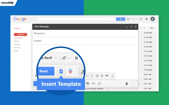 Gmail™ Email Templates Chrome Web Store
