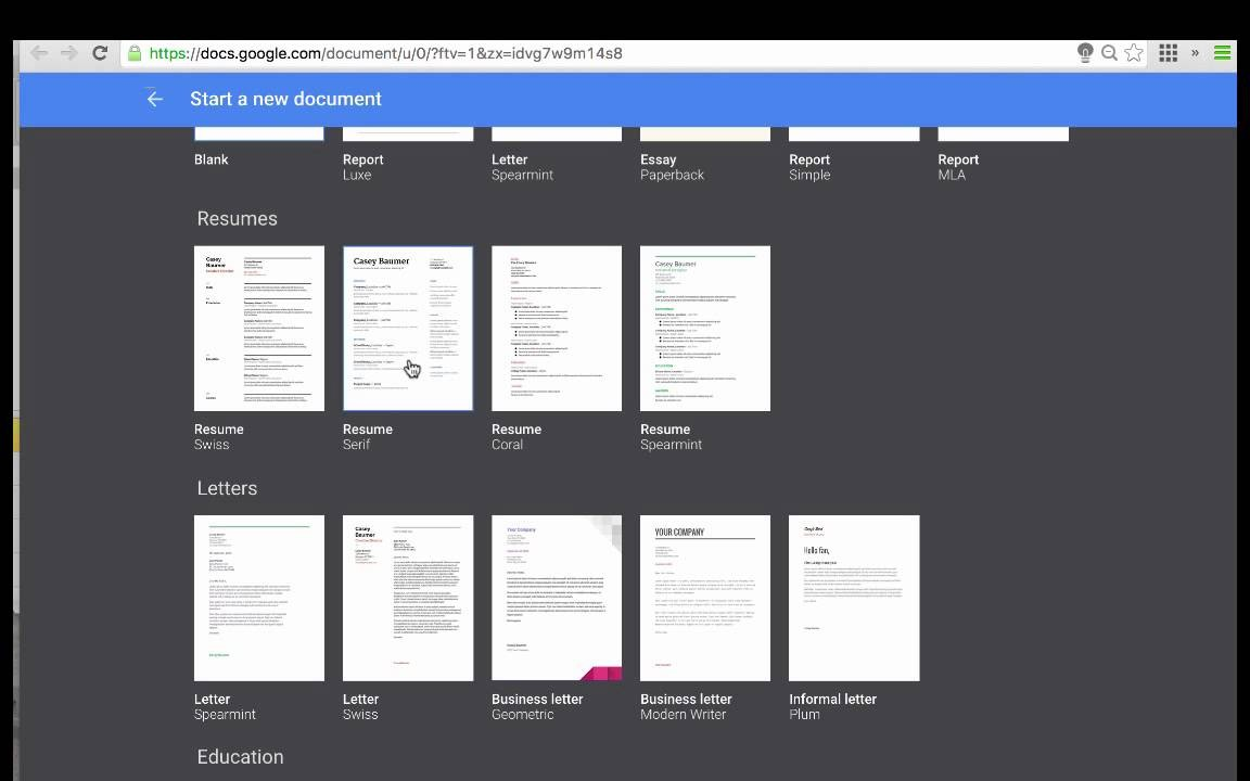 Google Docs Magazine Template | Best Business Template