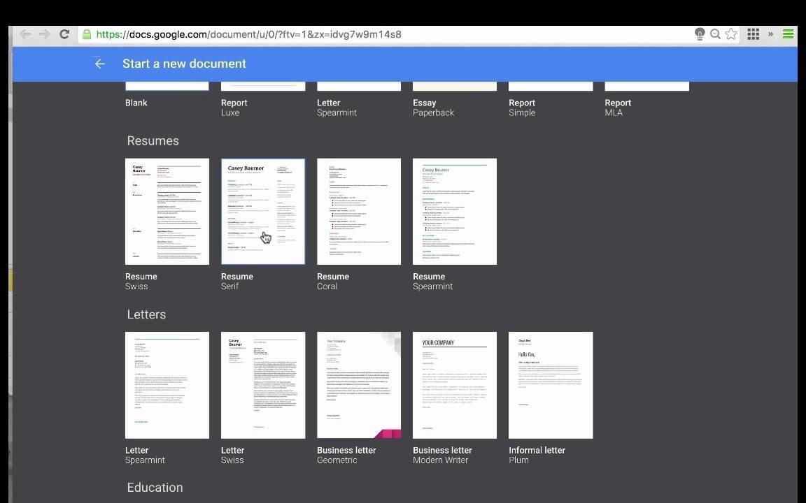 Google Docs Magazine Template | Business Template Ideas