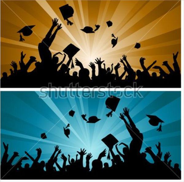 7+ Graduation Party Banners Designs, Templates | Free & Premium