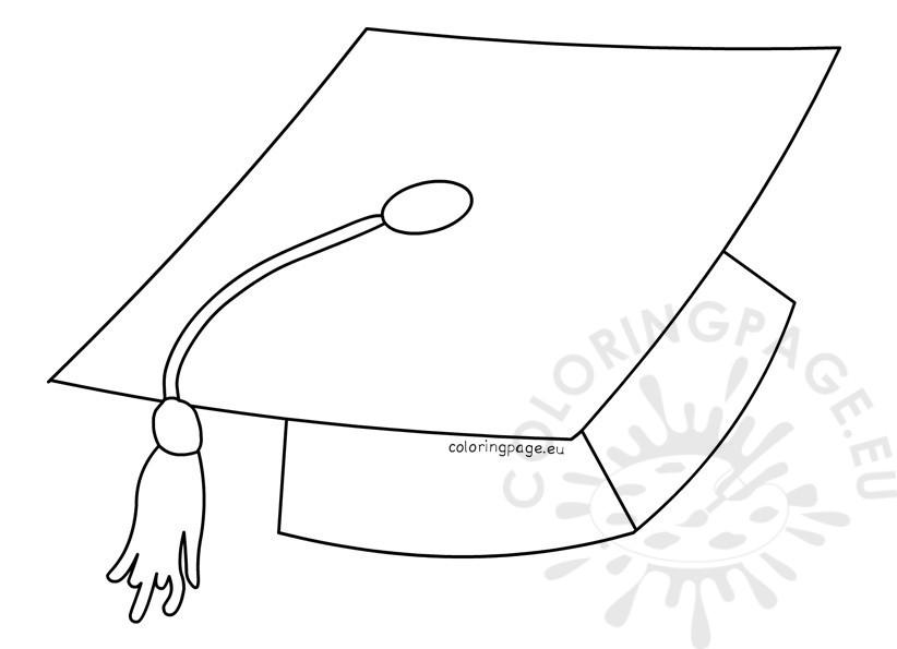 Printable Graduation Cap Template