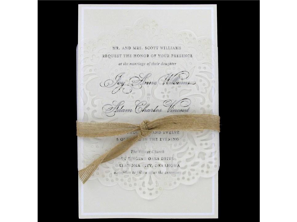 Stunning Hobby Lobby Wedding Invitation Templates