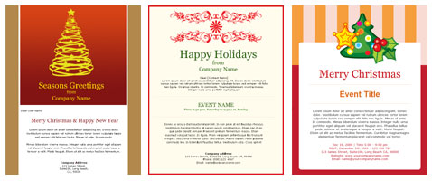 Holiday Eblast Template Holiday Email Templates Toretoco   WCM