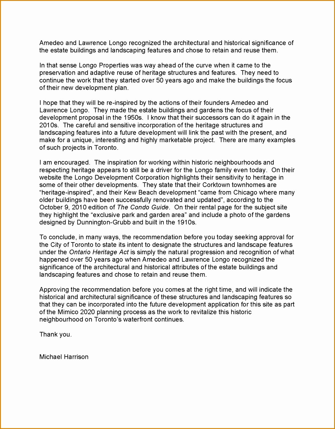 7 Immigration Letter Of Recommendation for Family BestTemplates