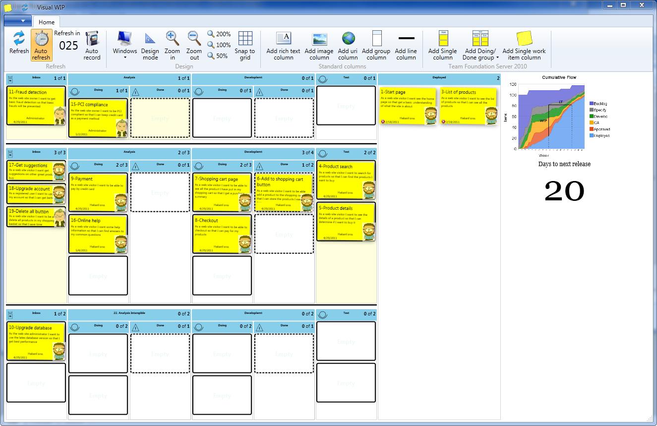 Kanban Board Excel Template   direnisteyiz3.org