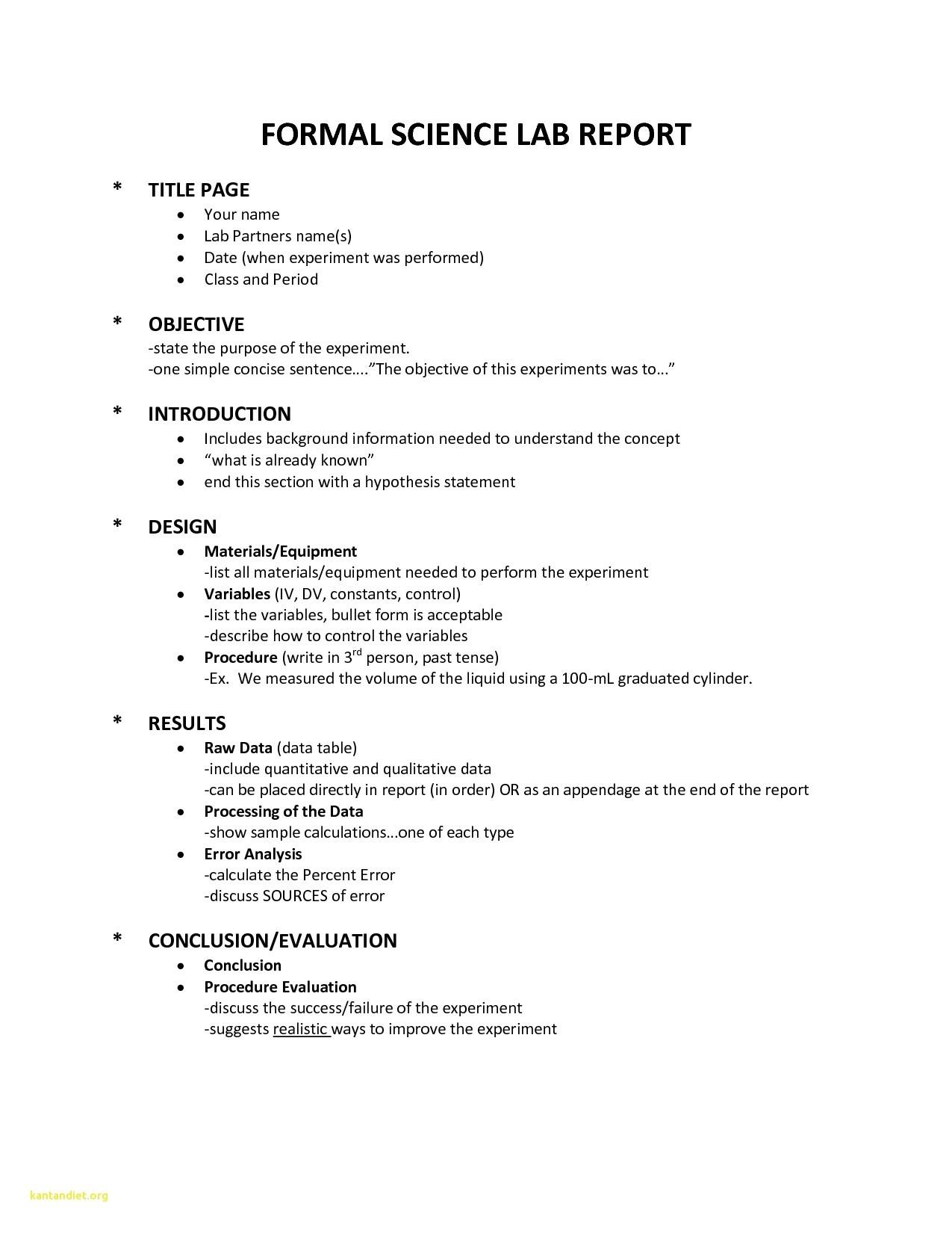 26+ Lab Report Templates PDF, DOC | Free & Premium Templates