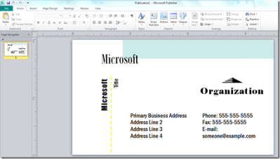 microsoft publisher card templates Melo.in tandem.co