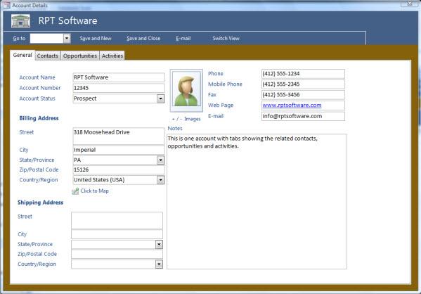 microsoft access 2007 templates Akba.katadhin.co