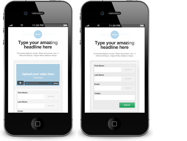 How to Build The Perfect Mobile Landing Page That Converts