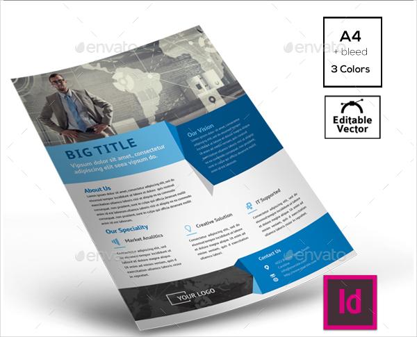 modern flyer design templates 20 modern flyer templates free psd