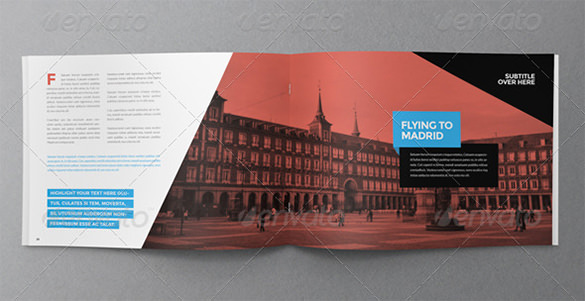 31+ Modern Brochure Design Templates – PSD, InDesign, Illustration