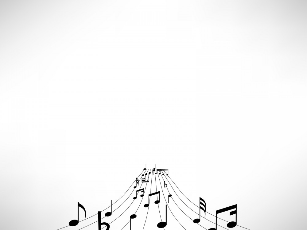Music Rainbow PPT Templates Pleasing Musical Powerpoint Template