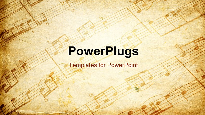 Music Powerpoint Templates Free PPT Backgrounds and Templates