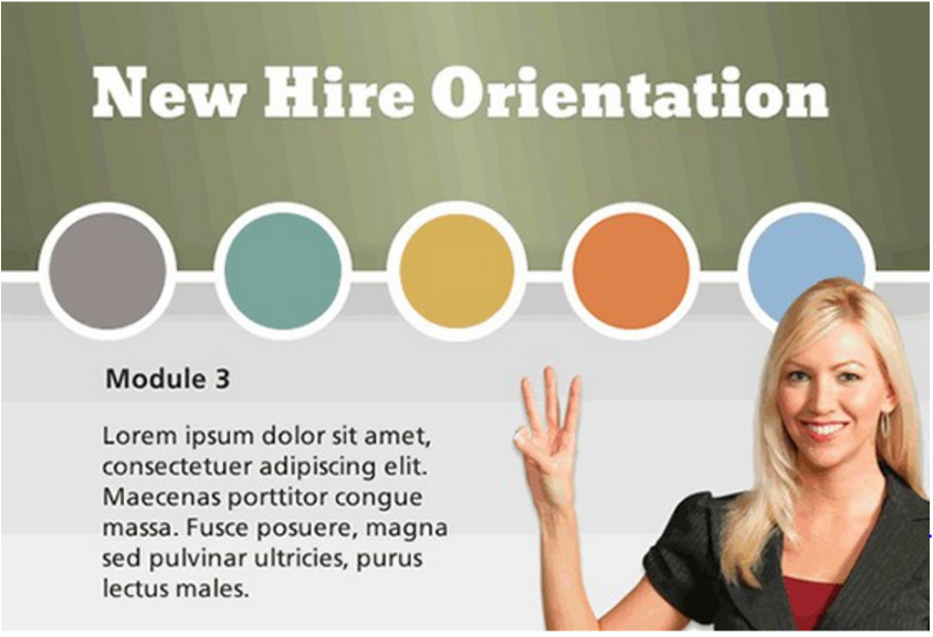 new hire orientation powerpoint template Melo.in tandem.co