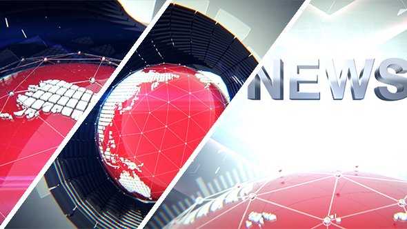 News Intro by akdhaen | VideoHive