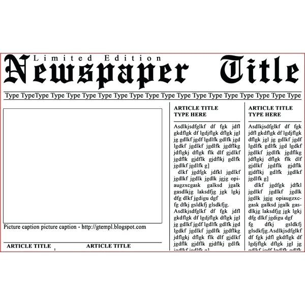 newspaper job ad template Melo.in tandem.co