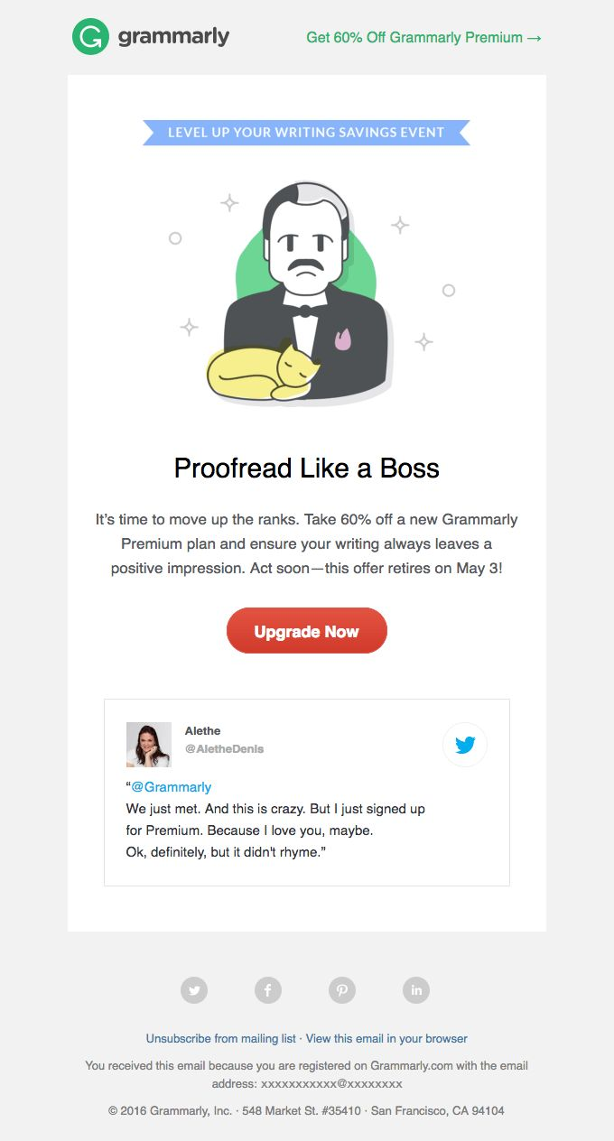 21 best Onboarding email examples images on Pinterest | Email