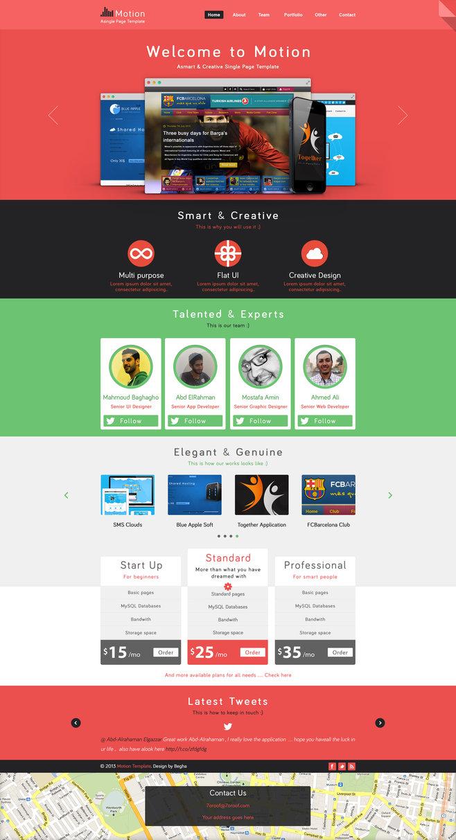 professional responsive website templates free responsive website