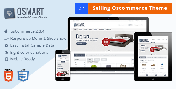 oscommerse template Melo.in tandem.co