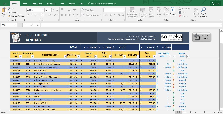 excel invoice tracker Akba.katadhin.co