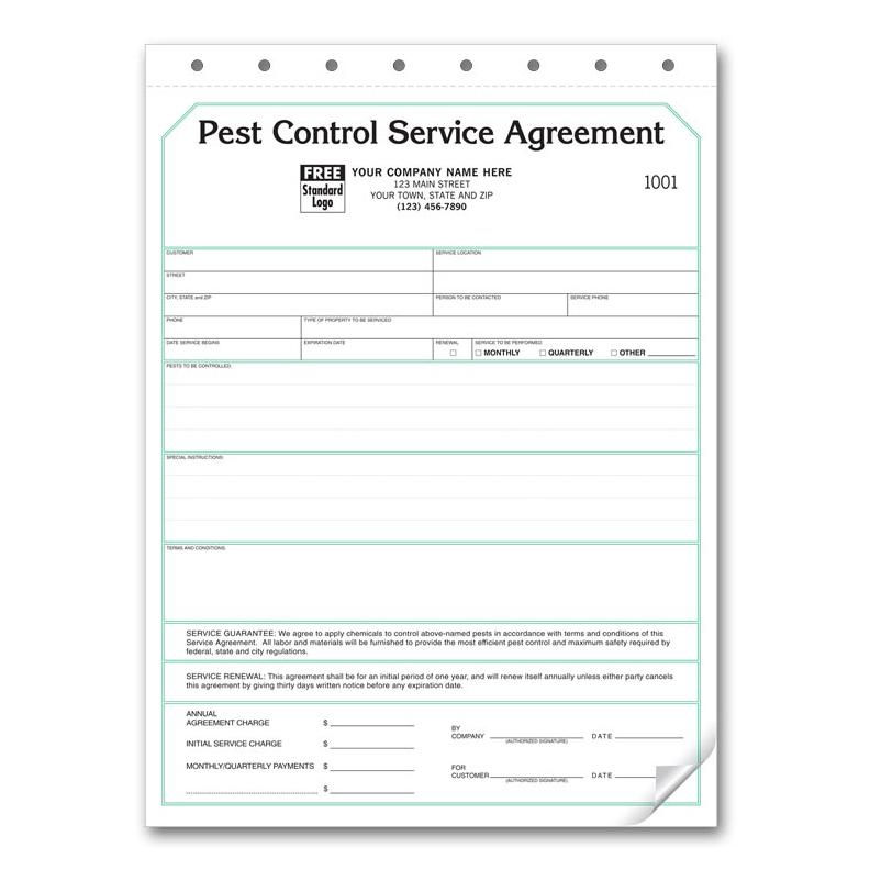 pest control contract proposal template pest control proposal