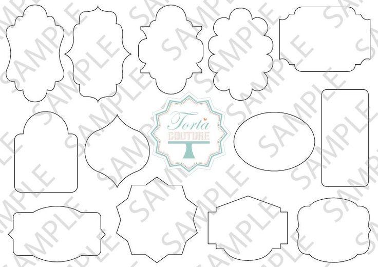printable plaque templates Akba.katadhin.co