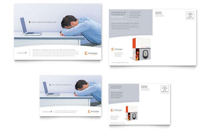 Free Postcard Templates | 200+ Postcard Examples