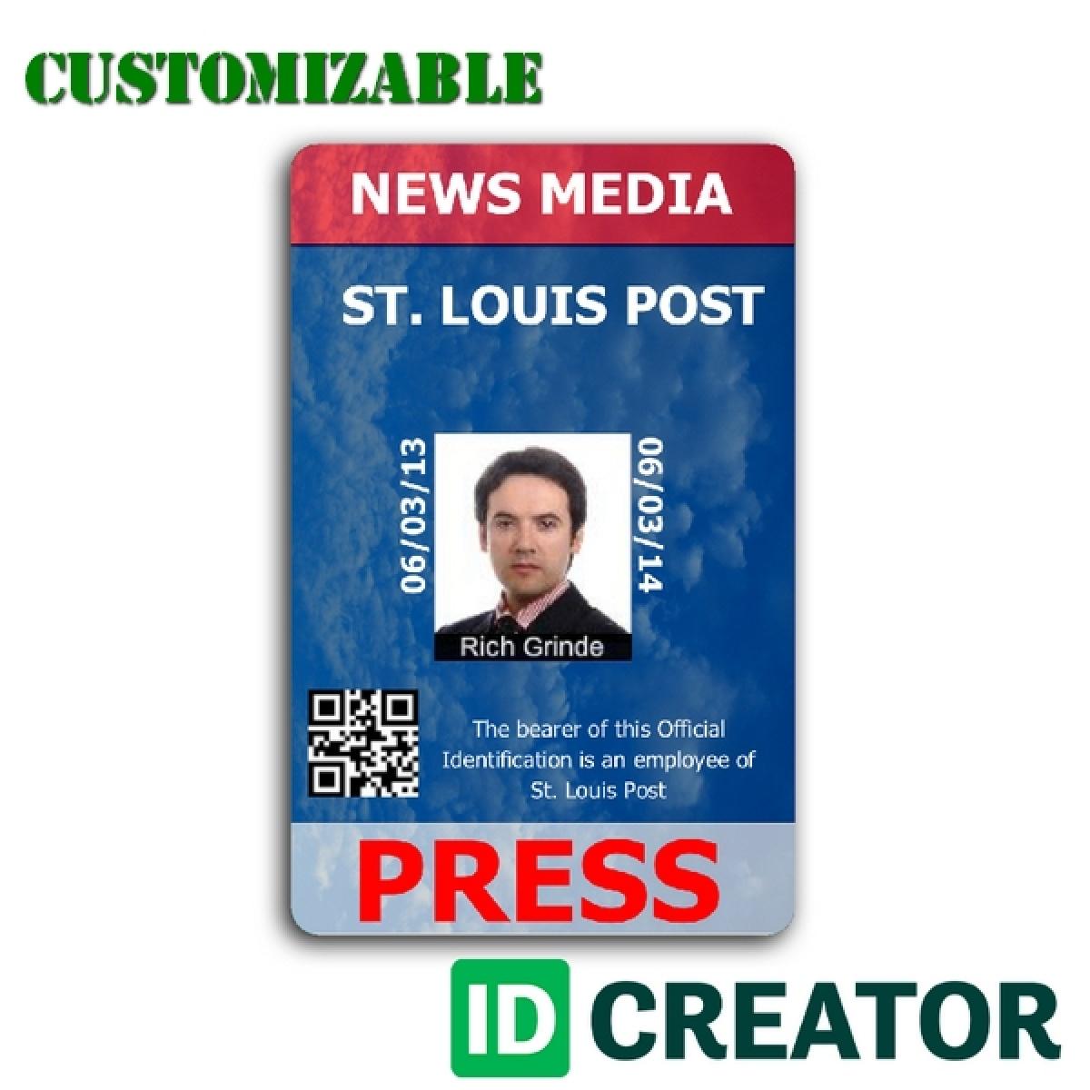 Free Press Pass – The Yellow Press