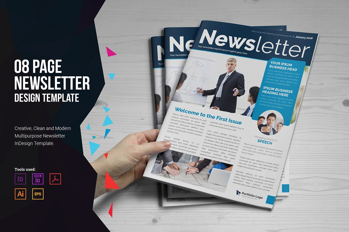 print newsletter design 81 best newsletter templates 2018 free