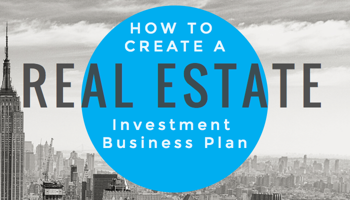 Real Estate Investment Business Plan Savvy Real Estate Investor