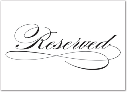 reserved sign template word Toma.daretodonate.co