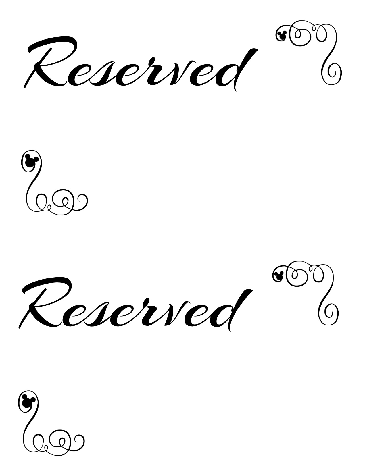 reserved signs template Haci.saecsa.co