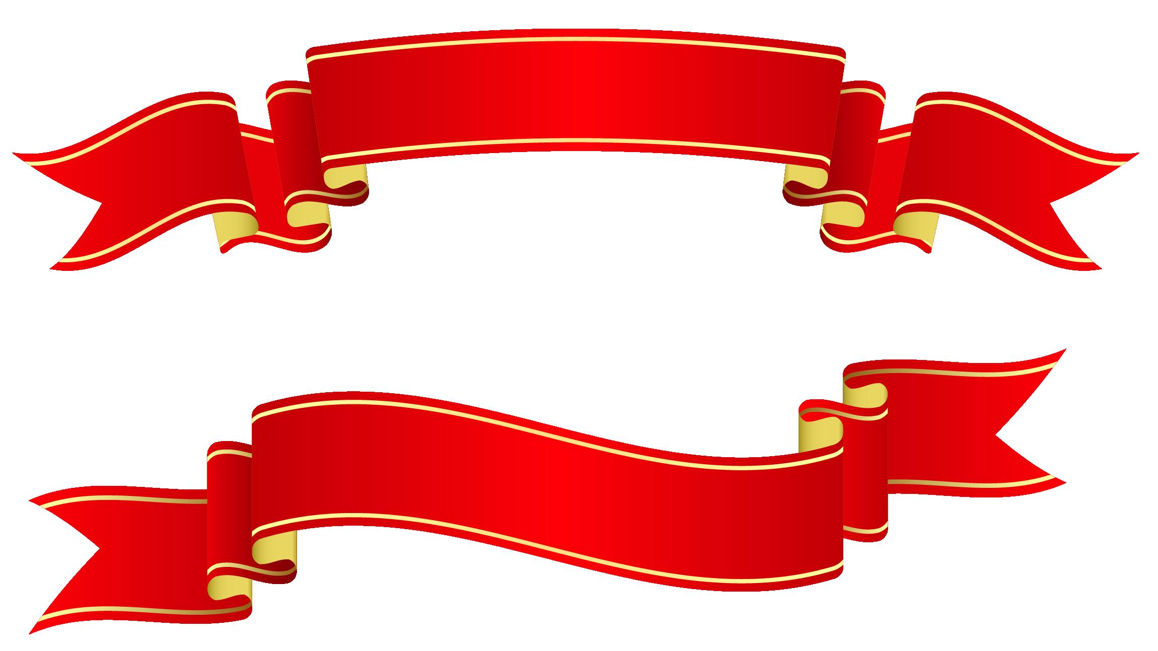 Craft Banner Templates | Ribbon Banner Template ClipArt Best