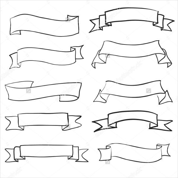 9+ Ribbon Banners , PSD, AI Illustrator Download | Free