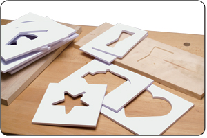 inlay Kits / Templates