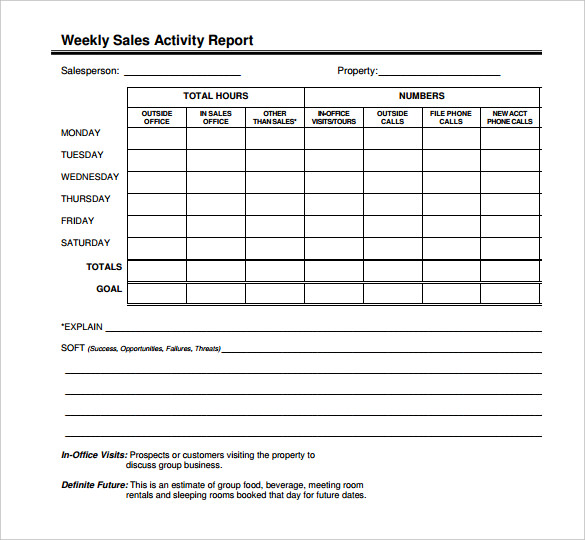 salesman report format Melo.in tandem.co