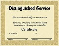 service awards certificates template Akba.katadhin.co
